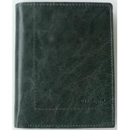 GREY PANELKA - pánská kožená peněženka