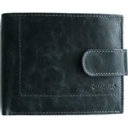 GREY MARBLE looper - pánská kožená peněženka