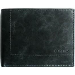 GREY MARBLE flat - pánská kožená peněženka