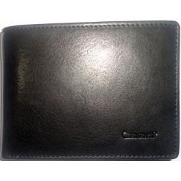 BLACK STONE flat - luxusní pánská peněženka z italské kůže