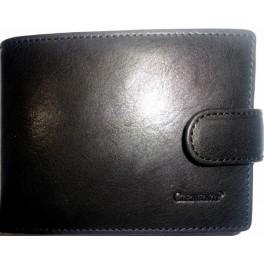 BLACK STONE looper - luxusní pánská peněženka z italské kůže